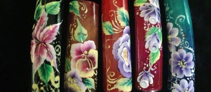 Китайская роспись